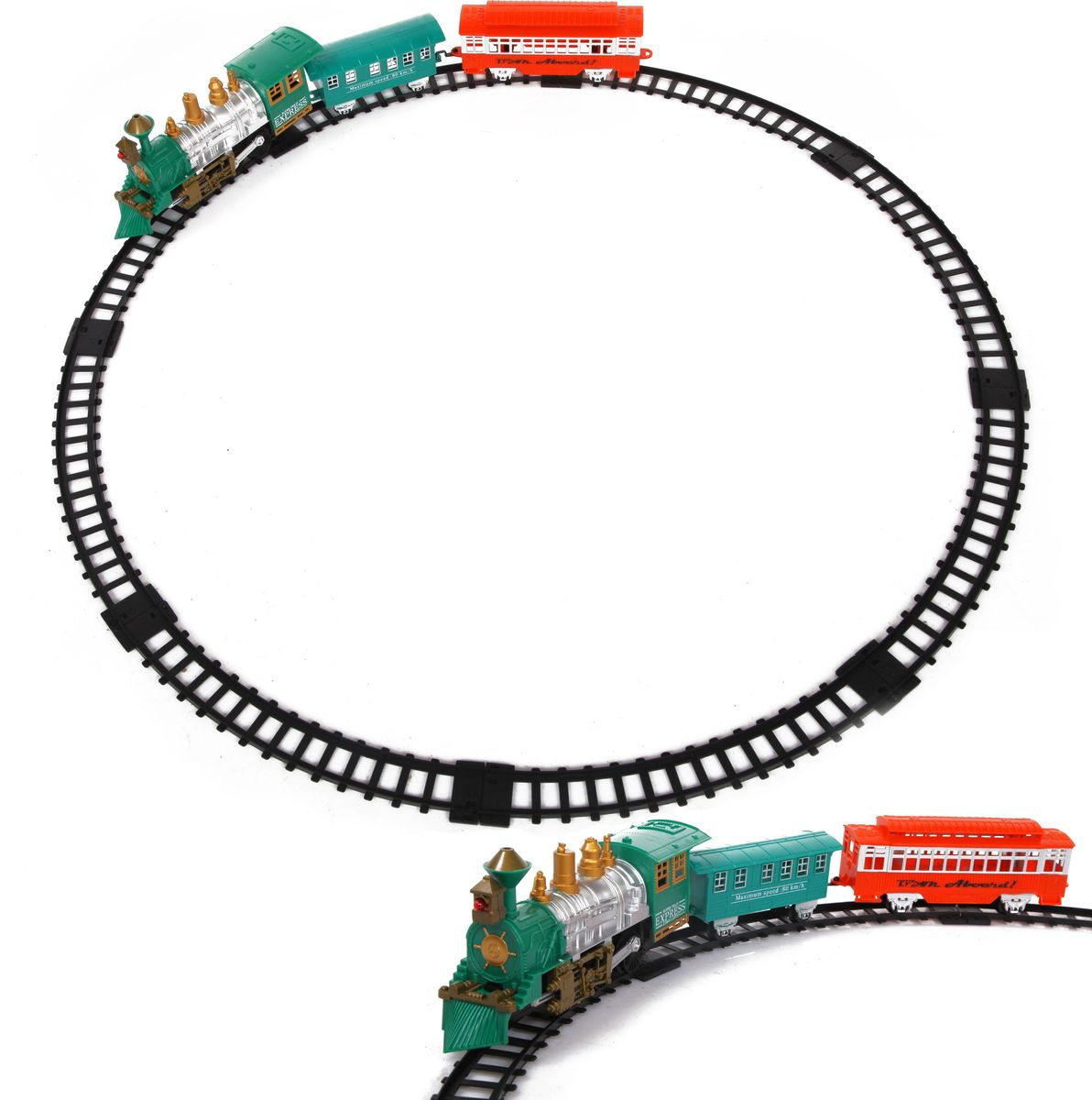 Yako Железная дорога Classic Train Y1699032