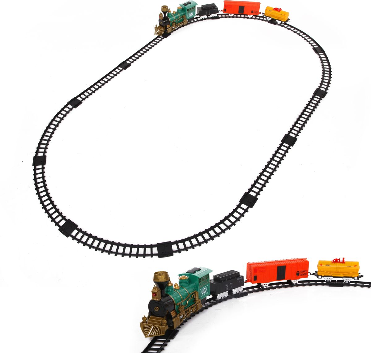 Yako Железная дорога Classic Train Y1699034 yako yako детская электрическая железная дорога train and toy show