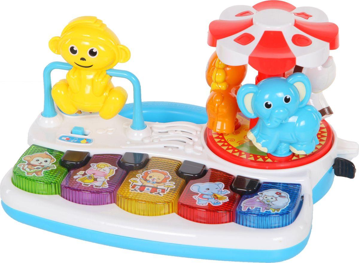 Yako Мобиль Музыкальная карусель Y360971 - Игрушки для малышей