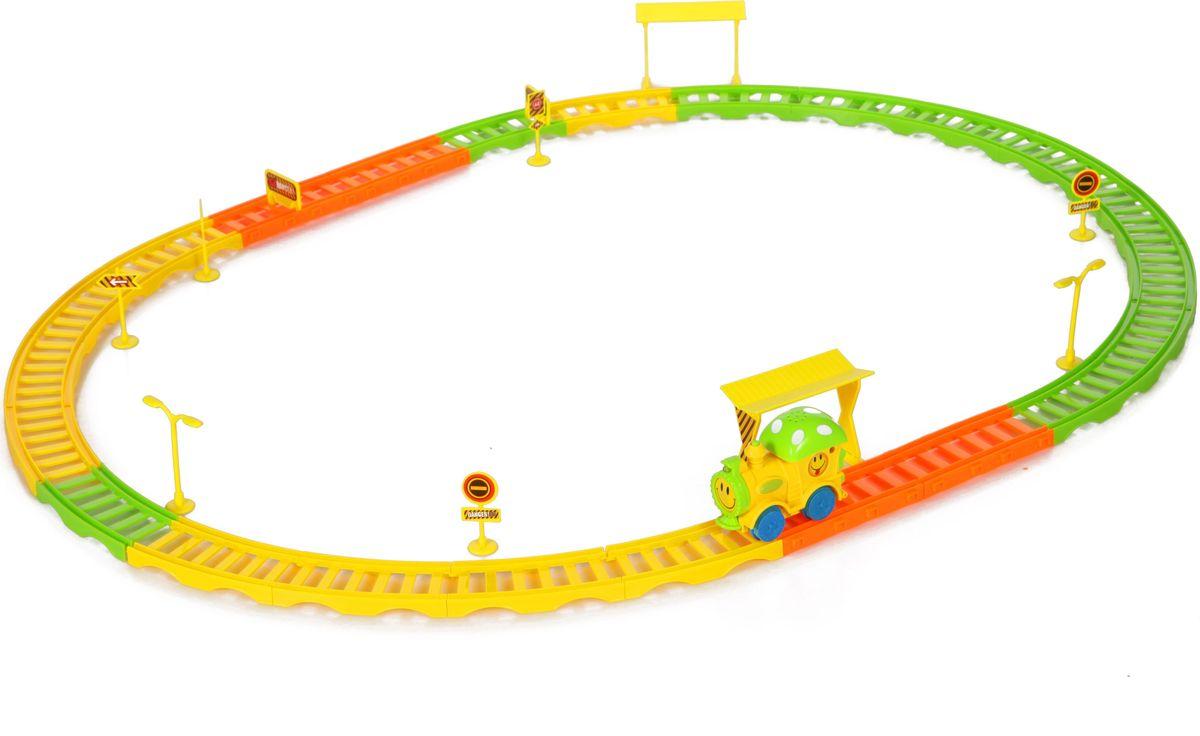 Yako Железная дорога с реверсом Y4142011 игра yako кухня y18614127