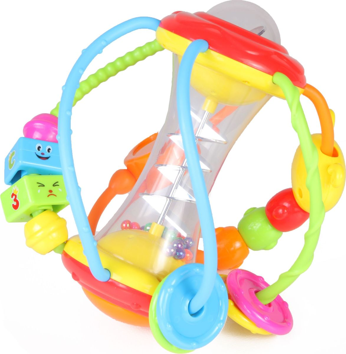 Huile Toys Развивающая игрушка Шар Y61168 huile toys развивающая игрушка руль