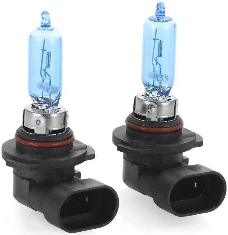 Лампа автомобильная галогенная Clearlight HB3 WhiteLight, 2 штML9005WLWhiteLight. Цветовая температура 4300К. Голубовато-белый свет. Производит такое же впечатление, что и свет стандартных ксеноновых ламп. Идеально подходит для использования в фарах с прозрачным стеклом. Современный дизайн с серебрянным колпачком.