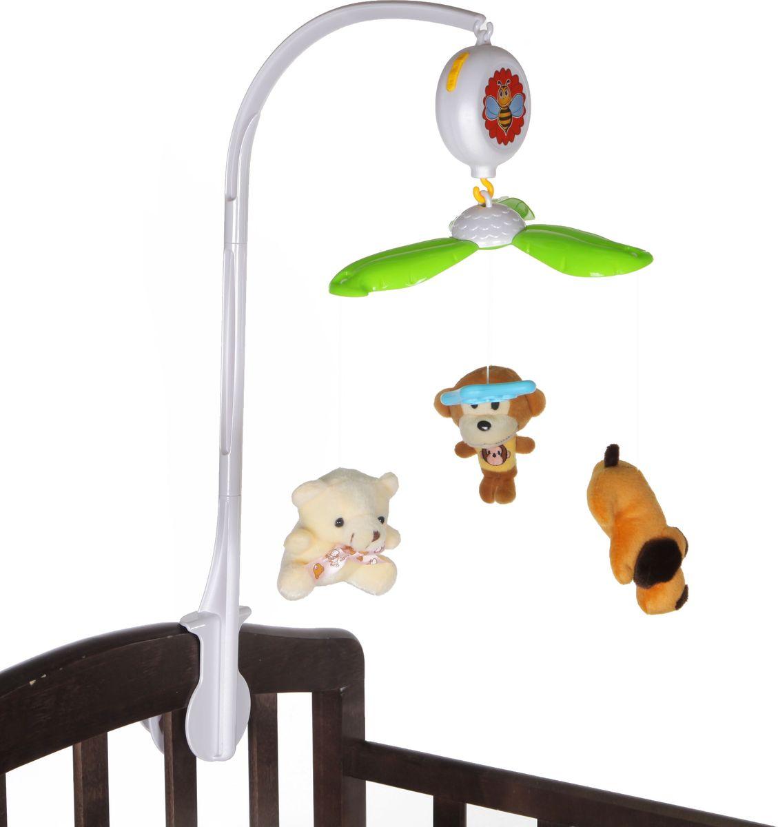 Yako Музыкальный мобиль 6611B-1 - Игрушки для малышей