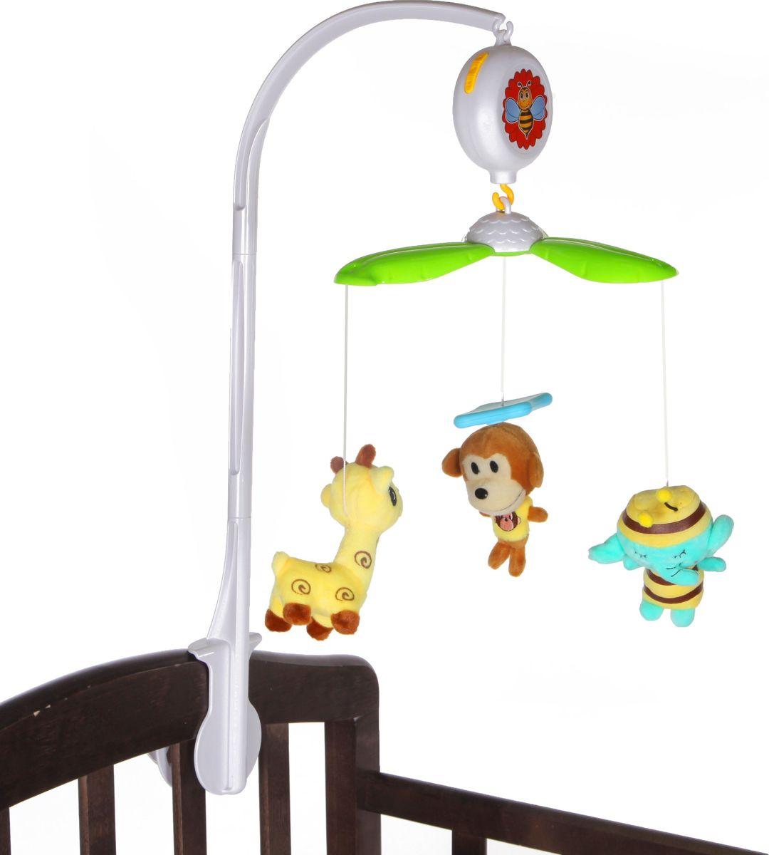 Yako Музыкальный мобиль 6611B-2 - Игрушки для малышей