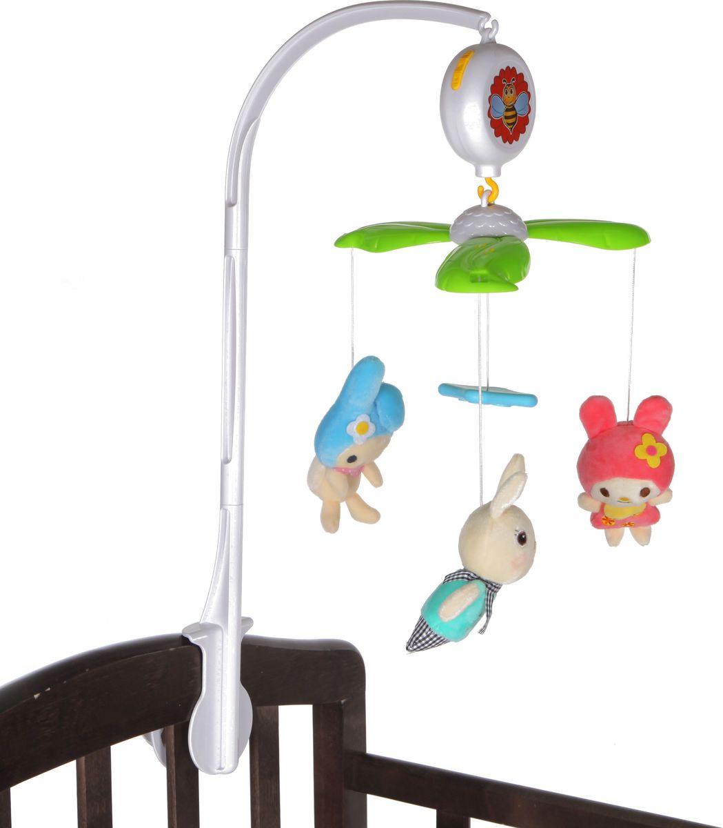 Yako Музыкальный мобиль 6611B-5 - Игрушки для малышей