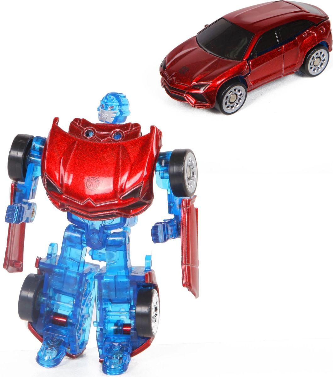 Yako Робот-трансформер цвет красный Y3686092-2 интерактивные игрушки yako робот y2055209