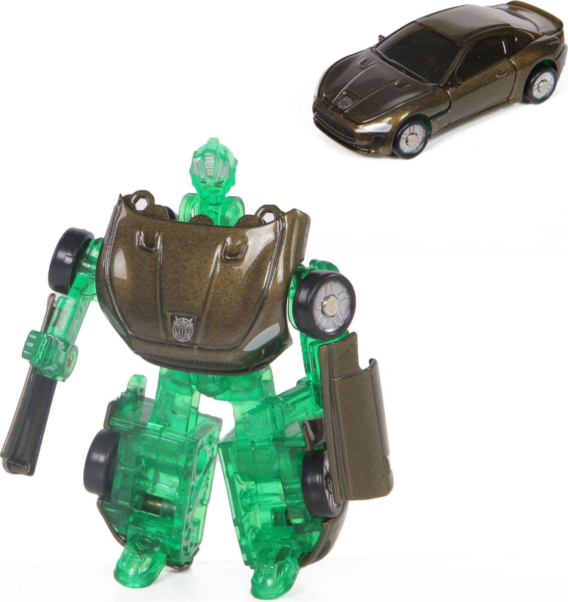 Yako Робот-трансформер цвет хаки Y3686144-2 интерактивные игрушки yako робот y2055209
