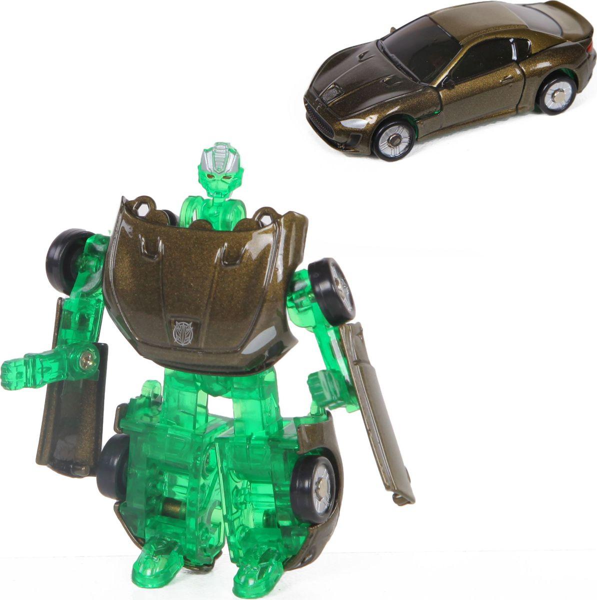 Yako Робот-трансформер цвет хаки Y3686145-1 игра yako кухня y18614127