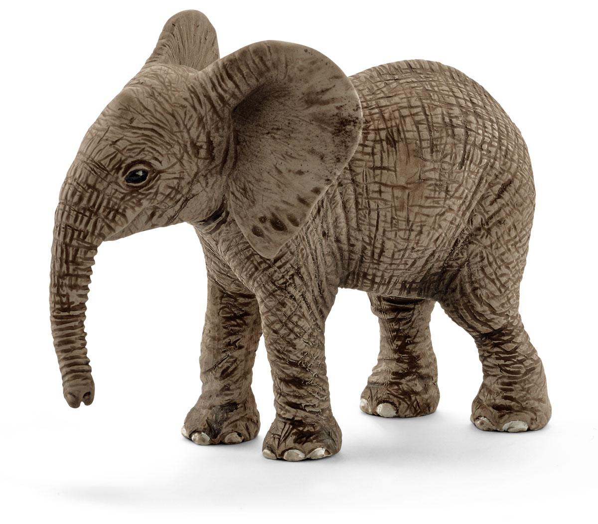 Schleich Фигурка Африканский слон детеныш цена