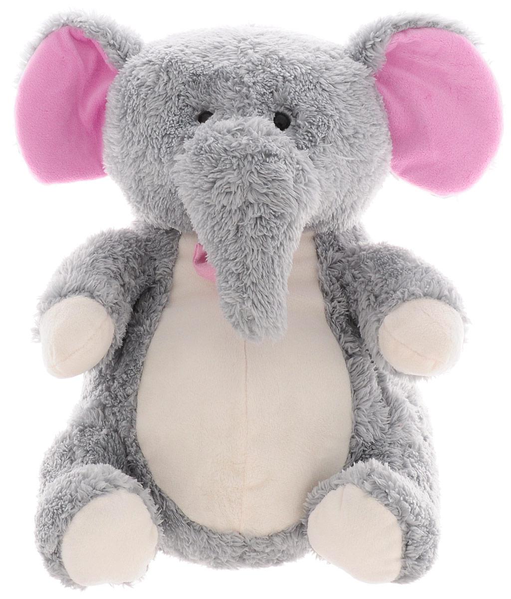 Gulliver Мягкая игрушка Слоник Хьюго 38 см мягкие игрушки gulliver слоник хьюго 38см