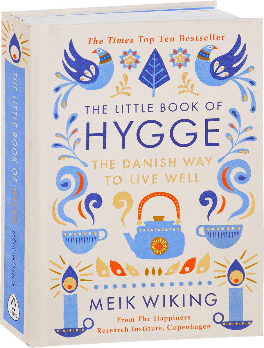 The Little Book of Hygge: The Danish Way to Live Well pat metheny group the way up live