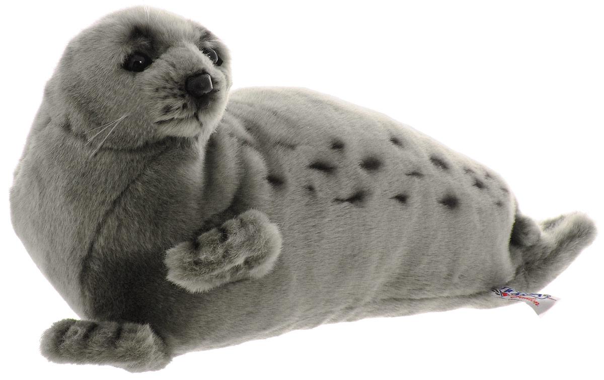 Hansa Мягкая игрушка Гренландский тюлень 38 см мягкие игрушки hansa гренландский тюлень 38 см