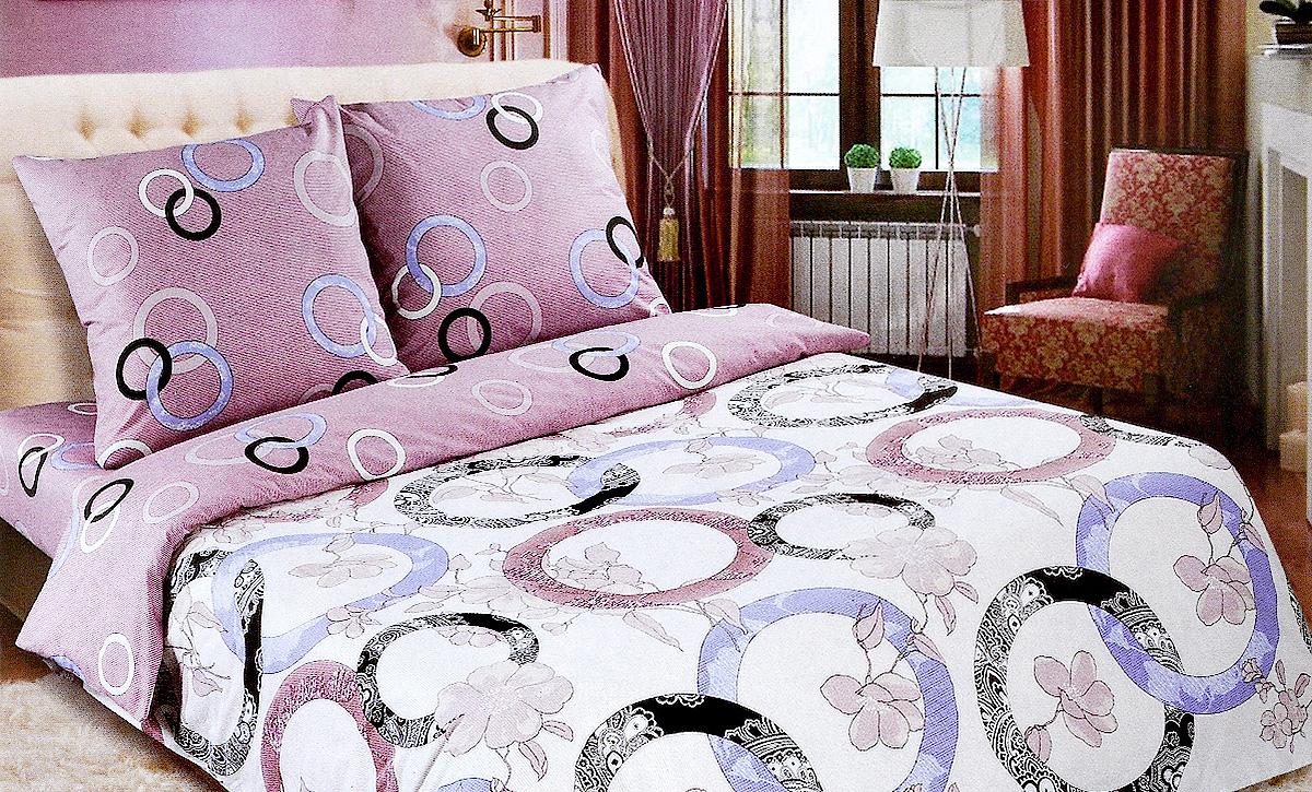 Постельное белье Арт Постель Мелодия 2-спальный, наволочки 70х70 комплект белья арт постель на гребне волны 2 спальный наволочки 70х70 50х70
