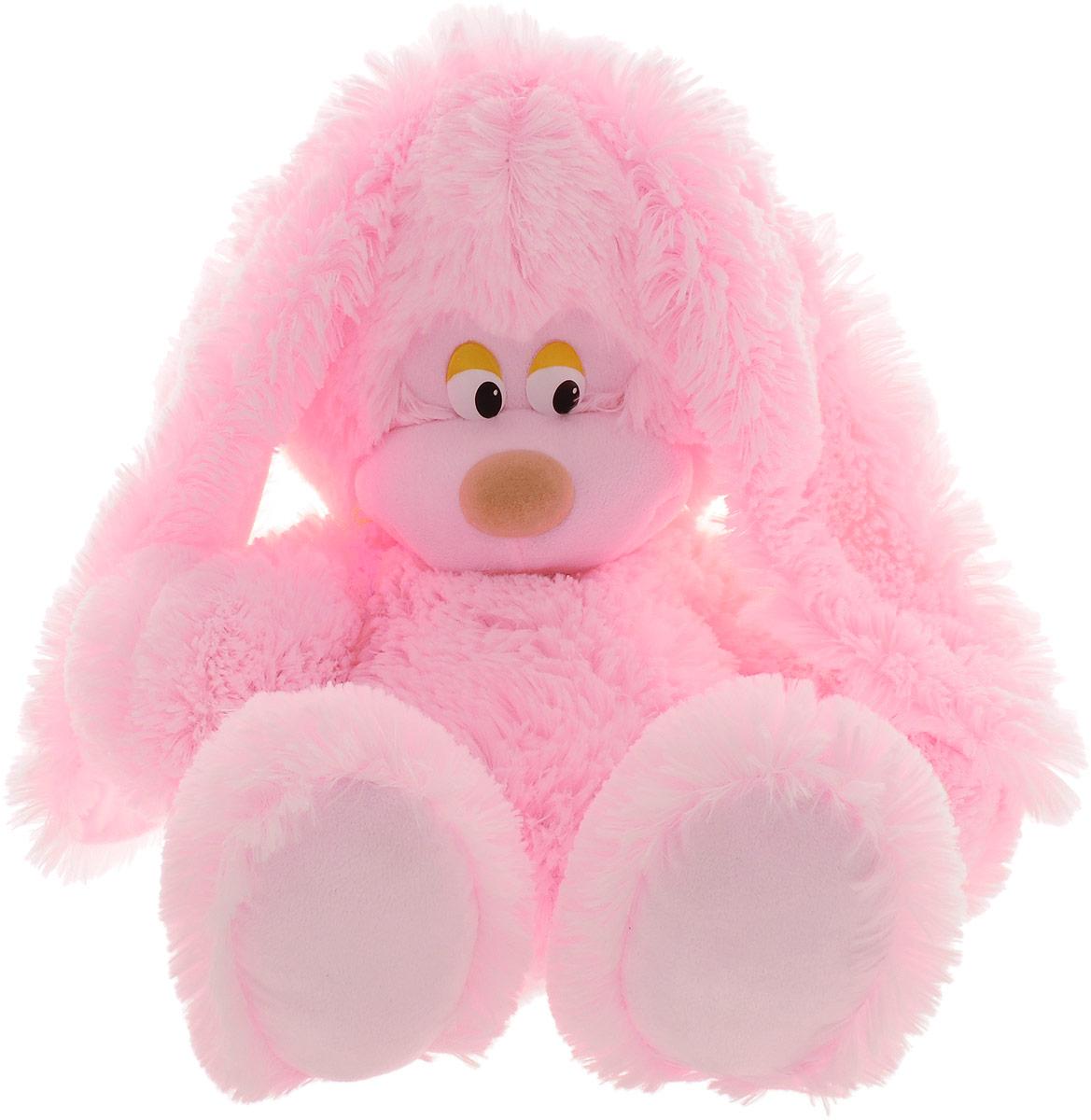 Fancy Мягкая игрушка Заяц Лаврик 57 см мягкая игрушка заяц с длинными ушами