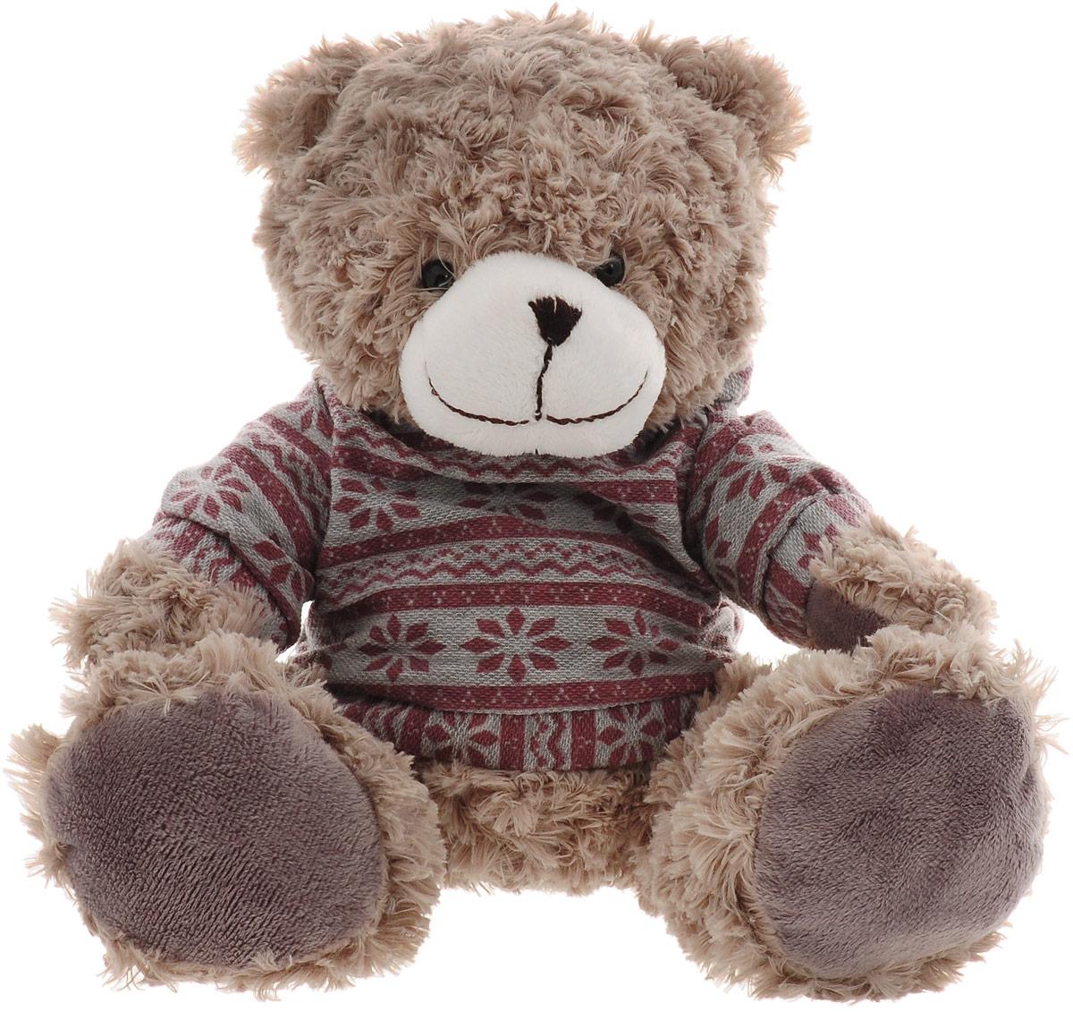 Soomo Мягкая игрушка Медведь Рагнар 23 см мягкая игрушка медведь с медвежонком