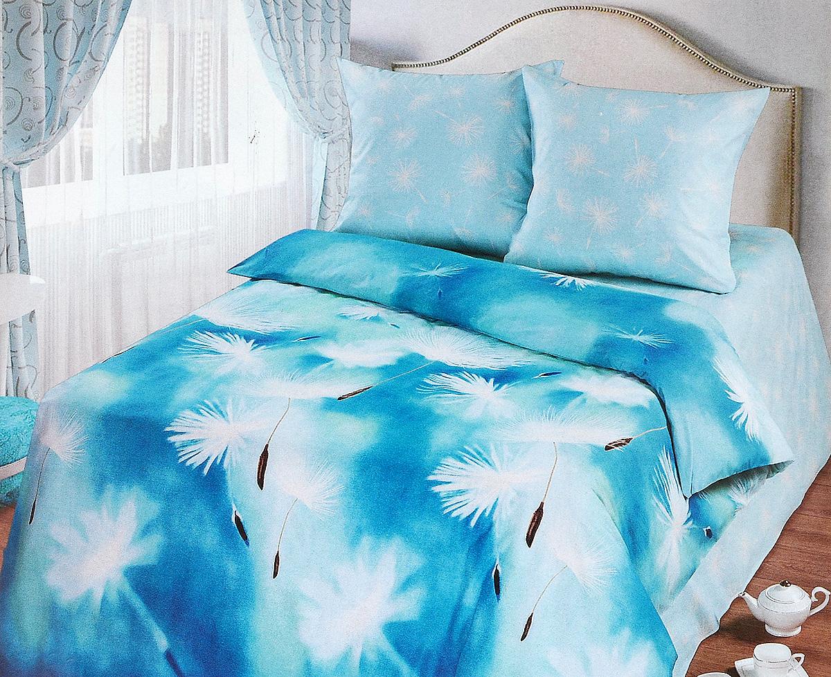 Комплект белья Арт Постель Блюз, семейный, наволочки 70x70 арт постель комплект постельного белья детскийпарк