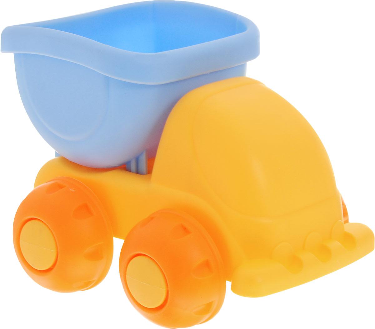 Baby Trend Машинка цвет оранжевый голубой
