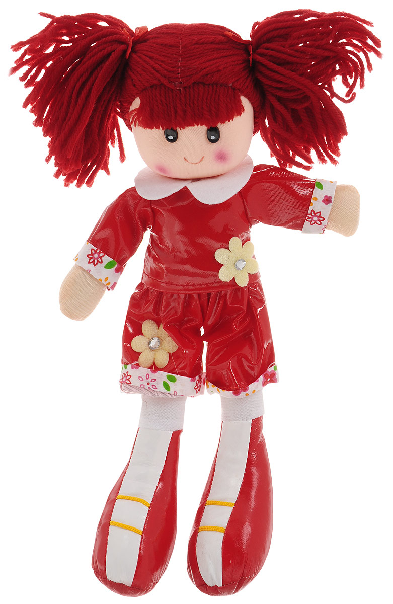 Sima-land Мягкая кукла цвет одежды красный sima land мягкая игрушка сердце 309576