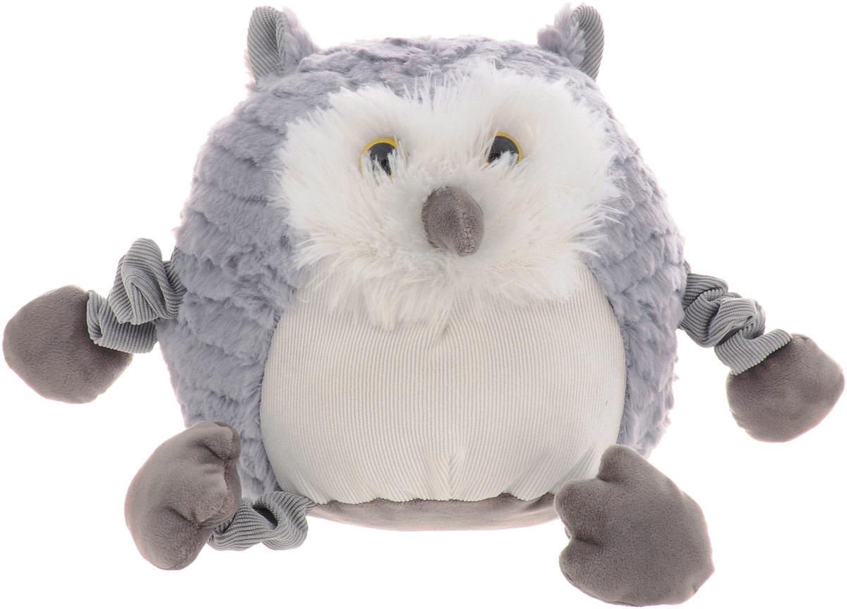 Gulliver Мягкая игрушка Сова Савва 20 см gulliver мягкая игрушка цыпленок цыпа в нагруднике 20 см