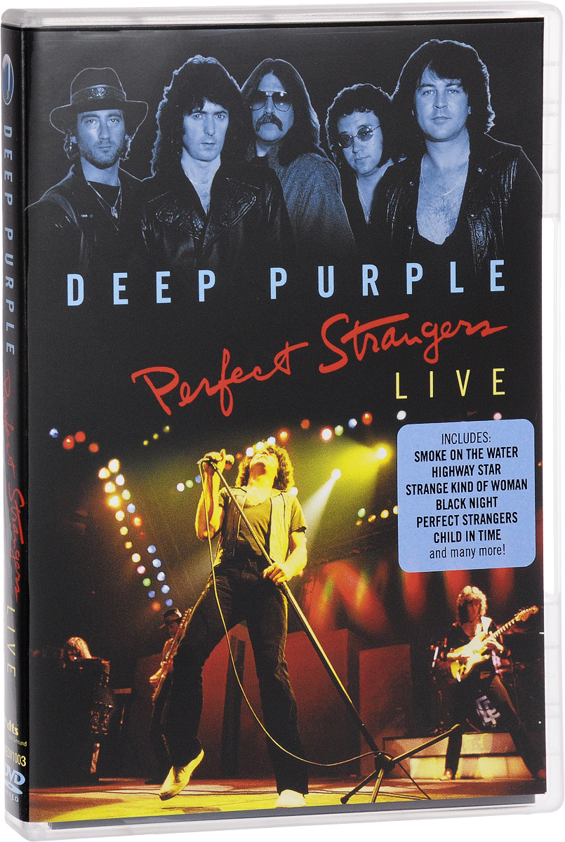 Deep Purple: Perfect Strangers - Live dancing with strangers cd