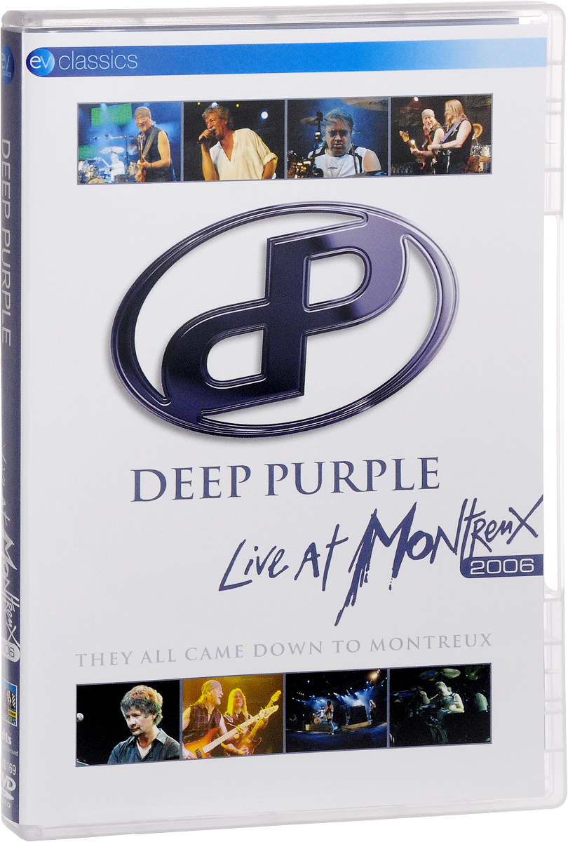 Deep Purple: Live At Montreux 2006 deep purple with orchestra live at montreux 2011 blu ray