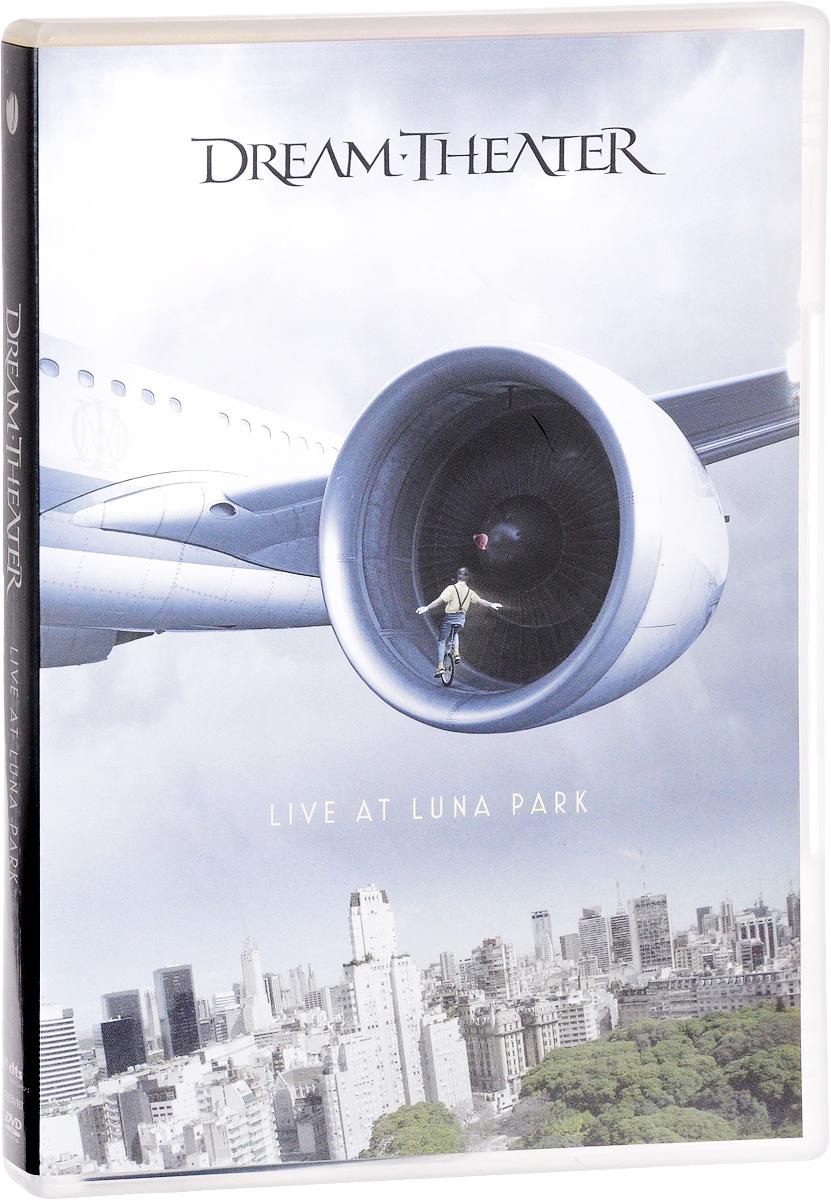 Фото - Dream Theater: Live At Luna Park (2 DVD) лонгслив the kravets the kravets mp002xw194rv