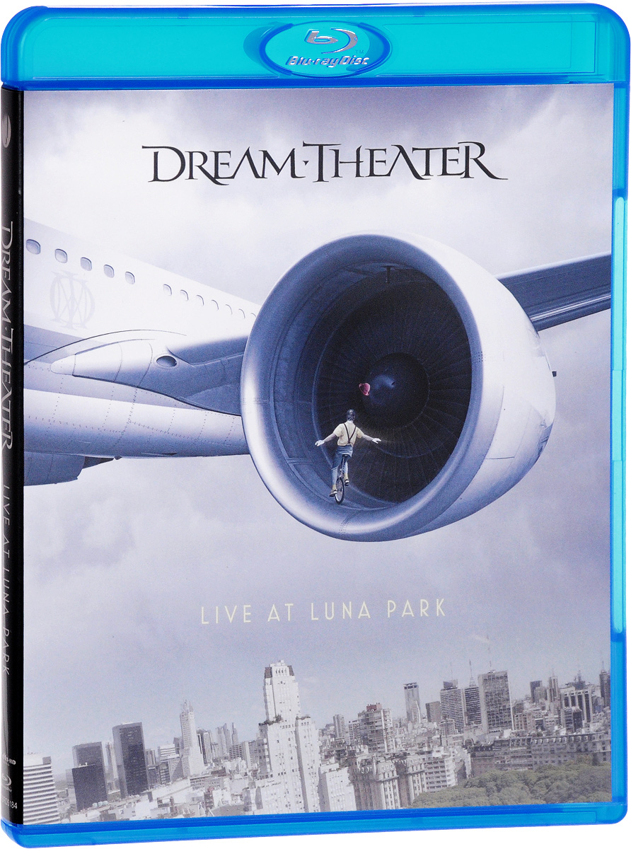 Dream Theater: Live At Luna Park (Blu-ray) europe live at shepherd s bush london blu ray