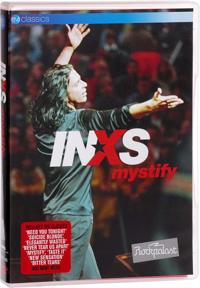 INXS: Mystify everything i never told you