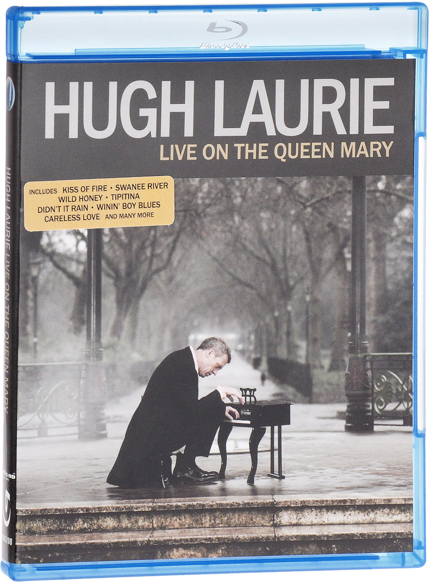 Hugh Laurie: Live On The Queen Mary (Blu-ray) girls aloud tangled up live from the o2 2008 blu ray