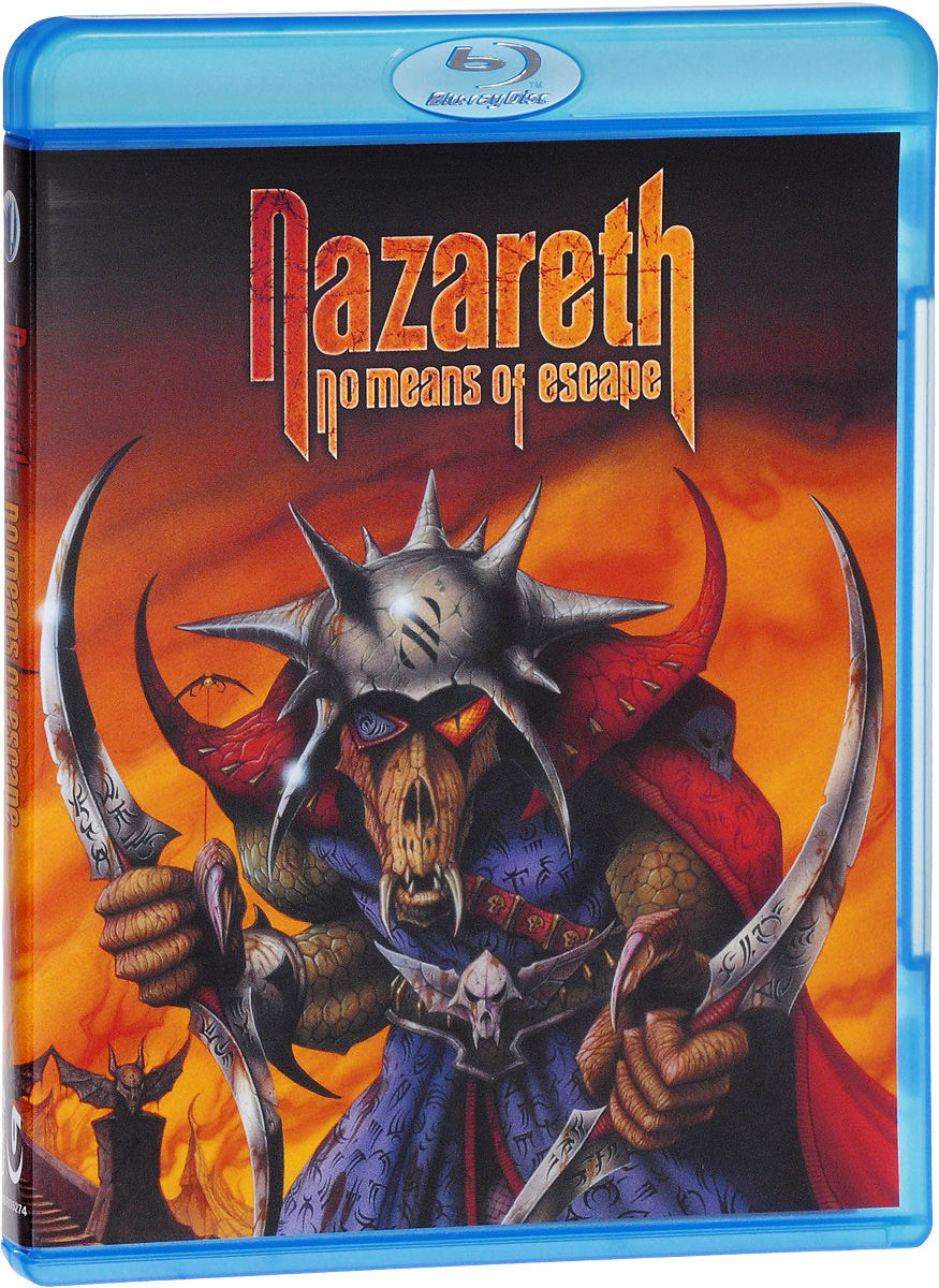 Nazareth: No Means Of Escape (Blu-ray) hurts hurts surrender