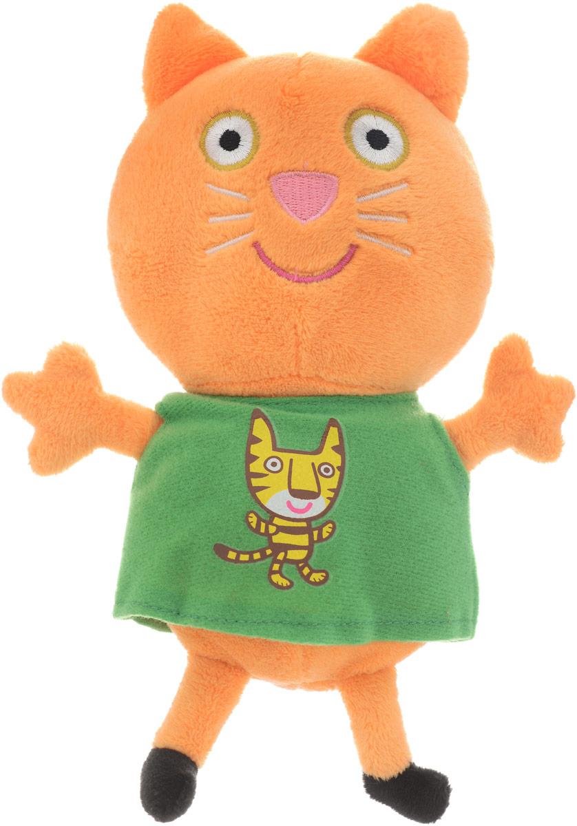 Peppa Pig Мягкая игрушка Кенди с тигром 20 см