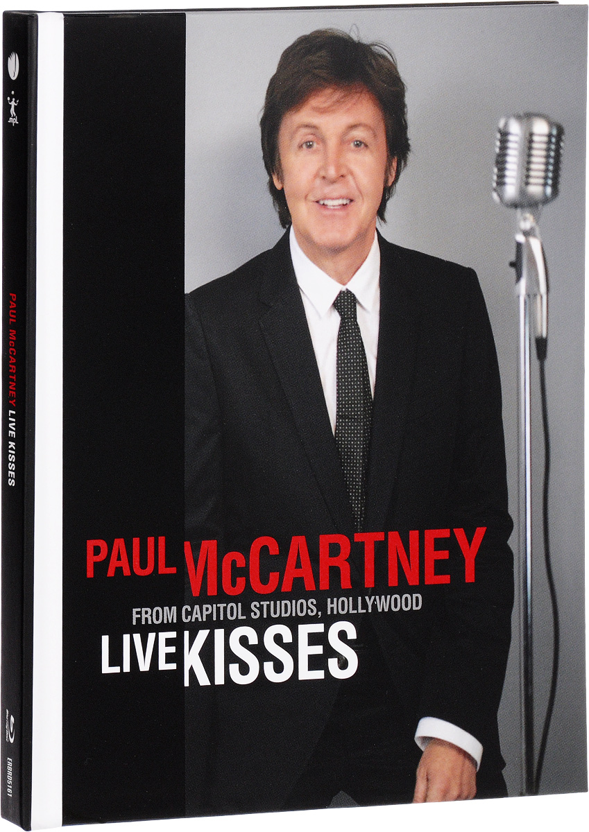 Paul McCartney: Live Kisses (Blu-ray) the berlin concert domingo netrebko villazon blu ray