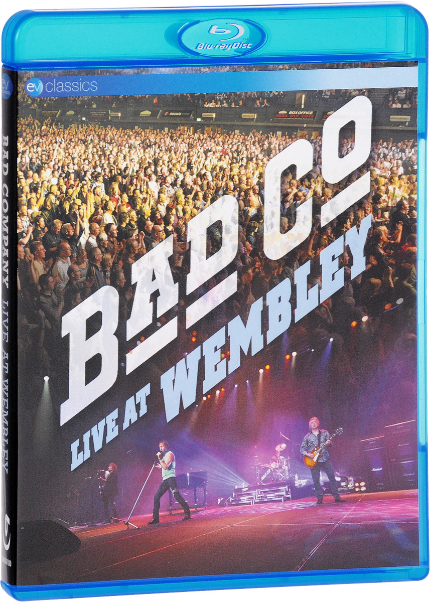 Bad Company: Live At Wembley (Blu-ray) europe live at shepherd s bush london blu ray