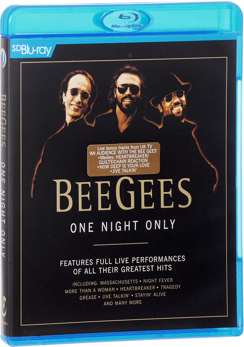 Bee Gees: One Night Only (Blu-ray) i found you