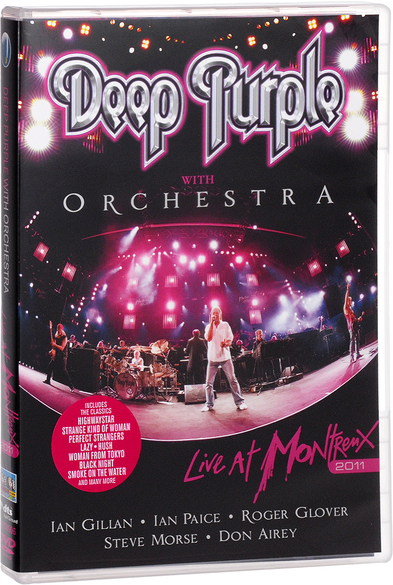 Deep Purple With Orchestra: Live At Montreux 2011 виниловая пластинка deep purple concerto for group and orchestra