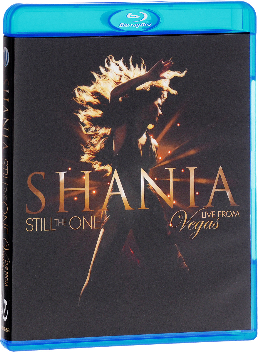 Shania Still The One - Live From Vegas Blu-ray