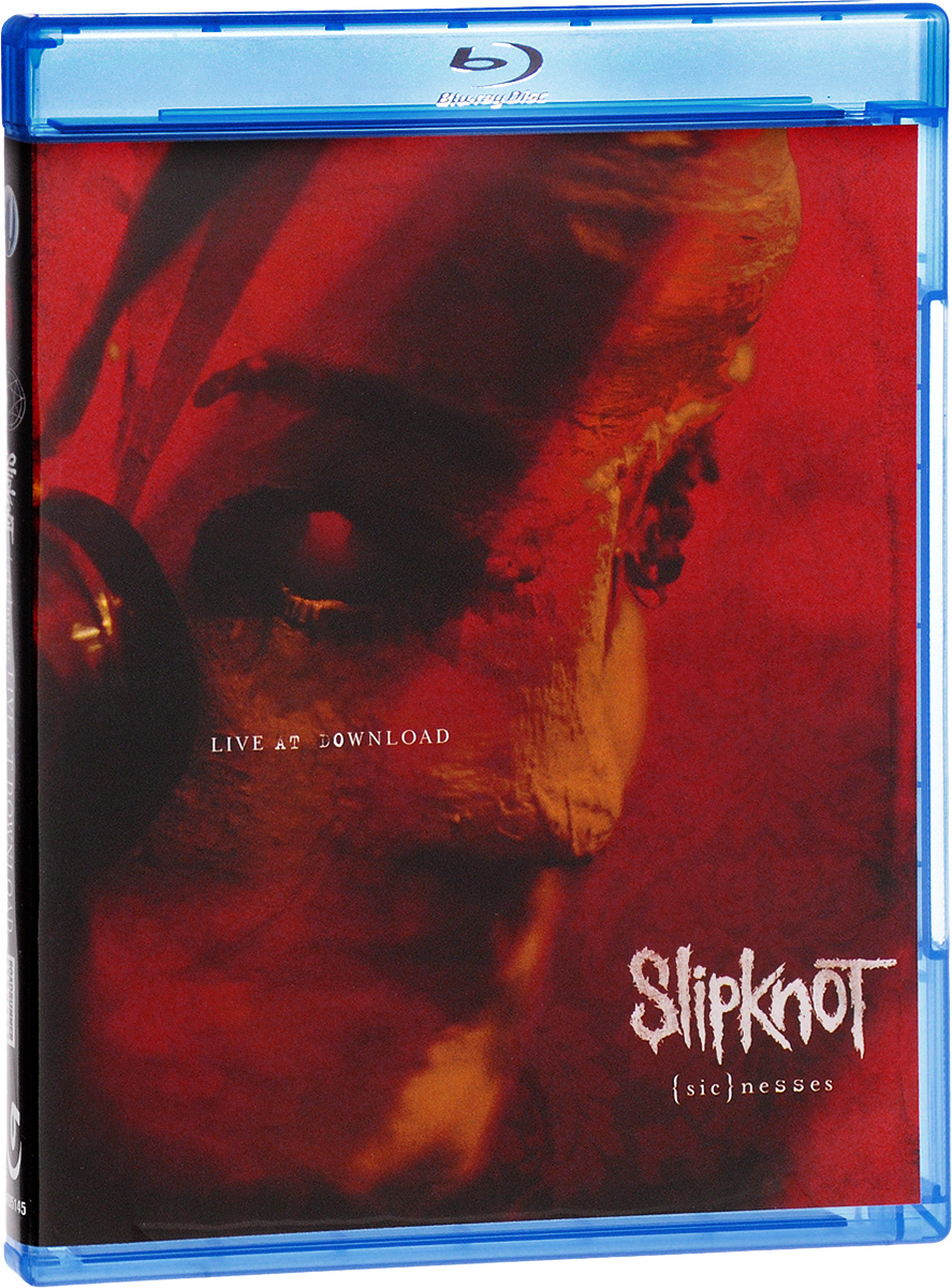 Slipknot: Audible Visions Of (Sic) nesses - Live At Download (Blu-ray) ac dc live at donington blu ray