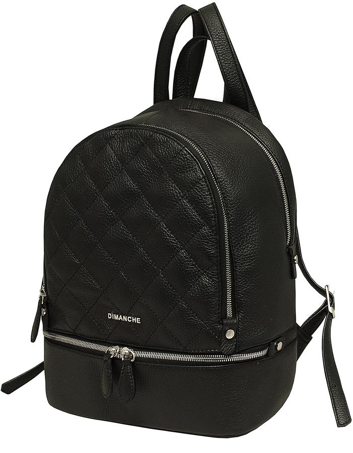 Рюкзак женский Dimanche Roxy Home, цвет: черный. 262/1_F