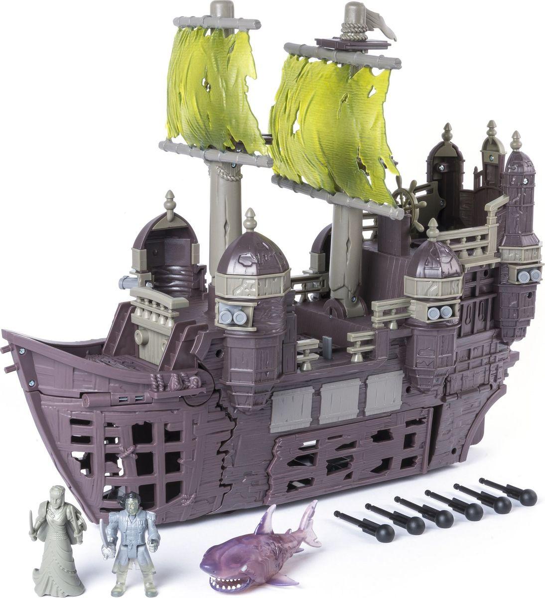 Pirates of Caribbean Пиратский корабль Немая Мария (Silent Mary)