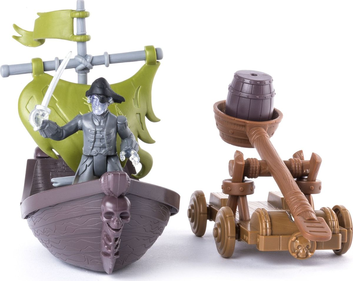 Pirates of Caribbean Фигурка героя с аксессуарами new lepin 16009 1151pcs queen anne s revenge pirates of the caribbean building blocks set compatible legoed with 4195 children