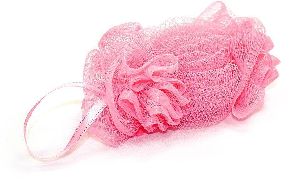 Мочалка Eva Карамель. Ladies, цвет: розовый. МС402МС402Мочалка Eva Карамель. Ladies, выполненная из нейлона, предназначена для мягкого очищения кожи. Она станет незаменимым аксессуаром ванной комнаты. Мочалка отлично пенится, обладает легким массажным воздействием, идеально подходит для нежной и чувствительной кожи. На мочалке имеется удобная петля для подвешивания.