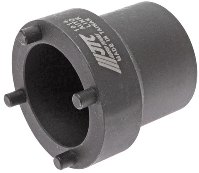 Головка ступичная JTC  для Isuzu, Suzuki до 2000 г. в. JTC-1014JTC-1014Специальная головка цилиндрической формы для гаек трансмиссии применяется для полноприводных автомобилей Исузу (Isuzu), Сузуки (Suzuki) до 2000 г.в.