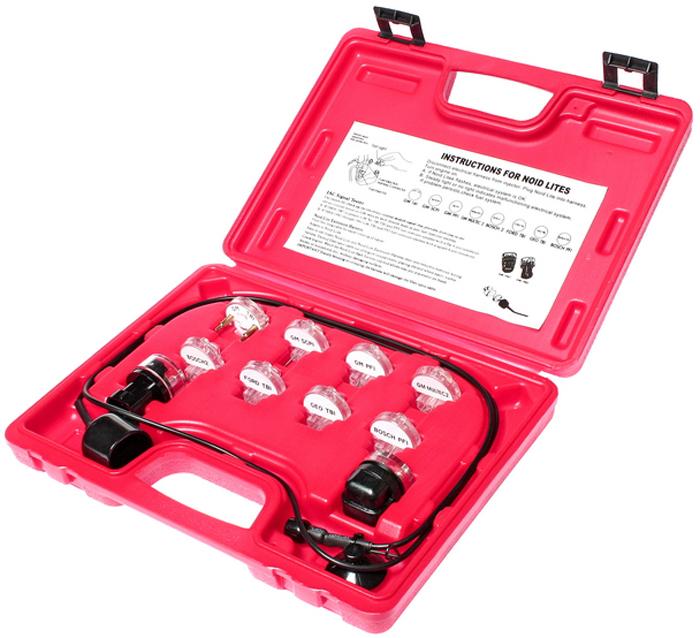 JTC Набор индикаторов и адаптеров для проверки сигналов электронных систем впрыска. JTC-1251JTC-1251В набор входит 7 адаптеров для проверки GM PFI, Форд (Ford) TBI, GEO TBI, BOSCH PFI, GM TBI, GM SCPI, GM MULTEC2, BOSCH 2. 2 адаптера IAC для GM 1982 г.в. и позже, GM TBI и PFI, GM 1981 г.в. или позже GM 700 TBI и PFI, а также 1 оптоволоконный удлинитель. Упаковка: прочный переносной кейс. Габаритные размеры: 250/200/50 мм. (Д/Ш/В) Вес: 400 гр.
