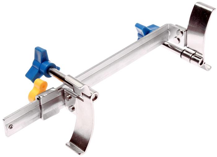 JTC Фиксатор распредвалов универсальный. JTC-1314JTC-1314Применяется на бензиновых и дизельных двигателях.Управляется одним оператором.Устанавливается на звездочках, чтобы заблокировать зубья.Регулируемый рычаг для соответствовать различным диаметрам и шагам зубьев.Количество в оптовой упаковке: 12 шт. и 48 шт.Габаритные размеры: 325/130/90 мм. (Д/Ш/В)Вес: 378 гр.