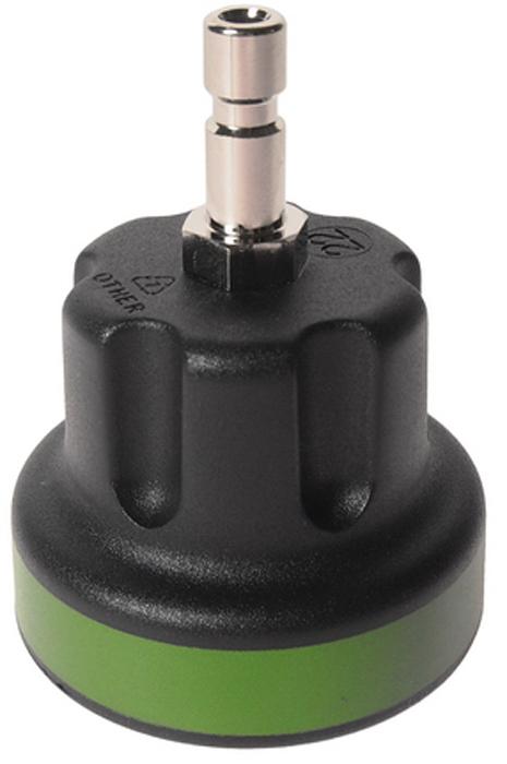 JTC Адаптер для тестирования утечек в радиаторе (BMW, MINI, LAND ROVER). JTC-1528-22JTC-1528-22Предназначен для тестирования охладительной системы на предмет утечек. Используется совместно с JTC-1005, JTC-1528 или JTC-1414. Применение: БМВ (BMW), Мини (Mini), Ленд Ровер (Land Rover). Габаритные размеры: 80/60/60 мм. (Д/Ш/В) Вес: 50 гр.
