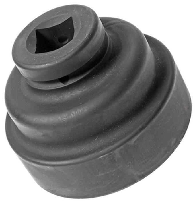 """JTC Головка для гайки ступицы задних колес. JTC-1561JTC-1561Специально предназначена для монтажа/демонтажа ступичной гайки заднего колеса.Размеры: под ключ 1"""", 100 мм. (8 граней).Применение: Скания (Scania).Габаритные размеры: 180/125/100 мм. (Д/Ш/В)Вес: 2870 гр."""