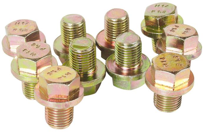 JTC Пробки маслосливные М14, 10 шт. JTC-2004JTC-2004Тип: 14 мм.Толщина: 1.5 мм.Длина: 15.5 ммРазмеры HEX: 17 мм.Количество в упаковке: 10 шт.Габаритные размеры: 125/85/55 мм. (Д/Ш/В)Вес: 438 гр.