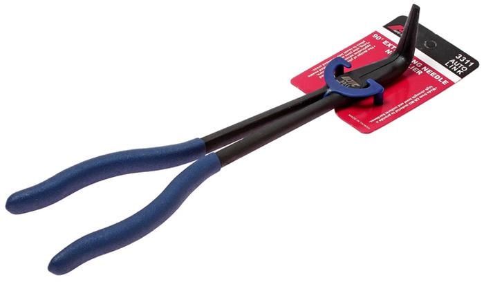 JTC Длинногубцы изогнутые. JTC-3311JTC-3311Изготовлены из хром-молибденовой стали, характеризуются высокой прочностью и жесткостью.Конструкция инструмента обеспечивает комфортную работу на всех этапах.Длинные, тонкие захваты позволяют производить работы в условиях ограниченного пространства.Изогнутые под 90°.Длина: 280 мм. (11)Габаритные размеры: 295/70/50 мм. (Д/Ш/В)Вес: 315 г.