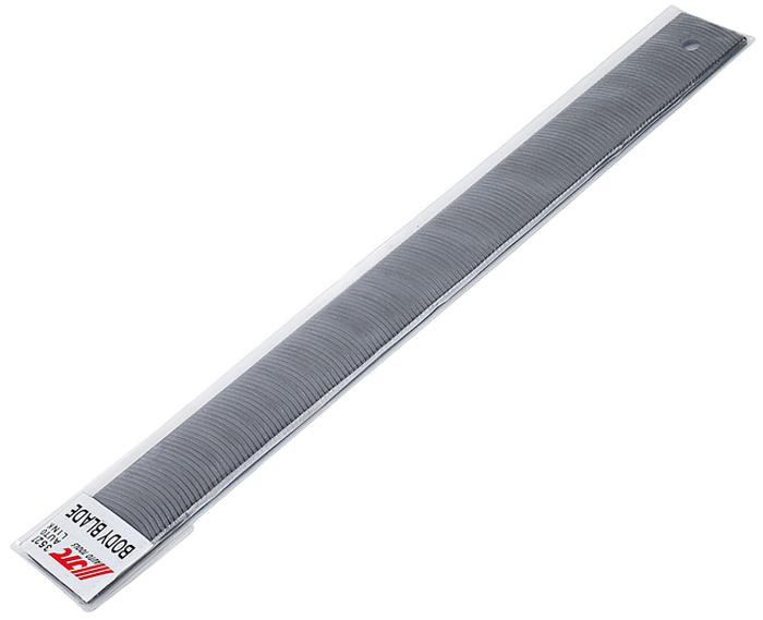 JTC Пластина напилочная, длина 350мм, шероховатость 12TPI для рубанка JTC-3526. JTC-3527JTC-3527Пластина напилочная для рубанка JTCОписание Применяется с JTC-3526.Шероховатость: 12TPI.Длина: 350 мм.Количество в оптовой упаковке: 50 шт.Габаритные размеры: 370/40/10 мм. (Д/Ш/В)Вес: 314 гр.