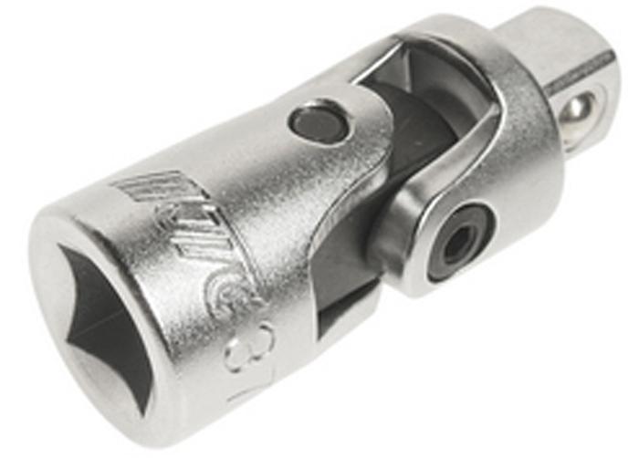 Переходник карданный JTC. JTC-3720JTC-3720Переходник карданный JTC оснащен пружиной с преднатягом. Размер: 3/8 мм.